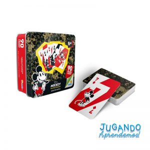Cartas Poker Mickey Mouse
