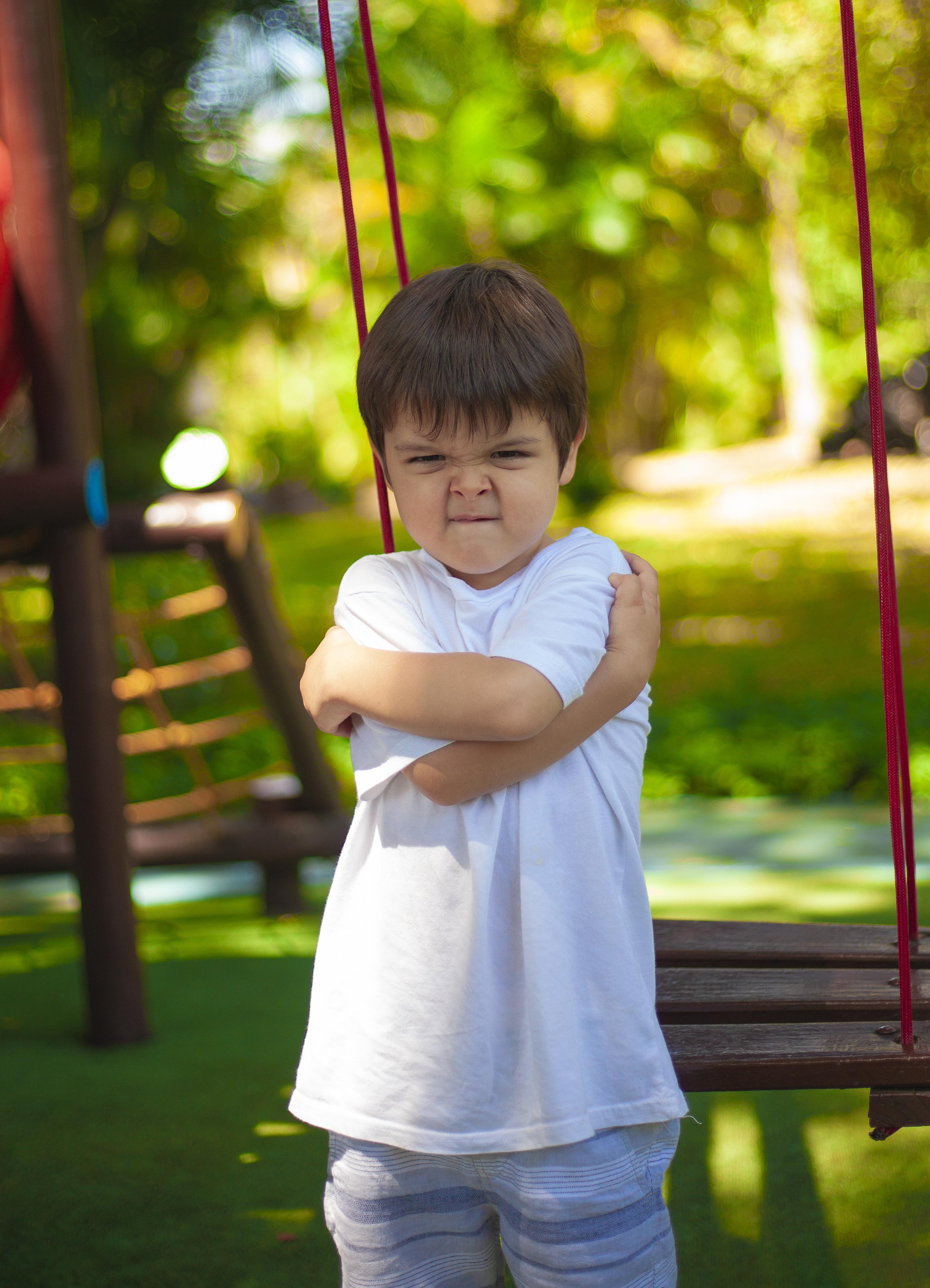 Tips para controlar el mal humor en tus hijos