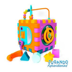 Cubo Armable para bebes
