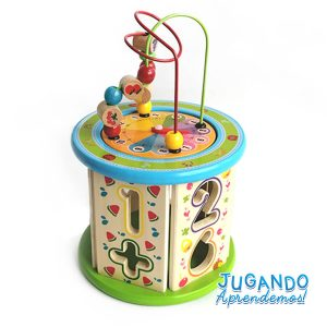 Cilindro Multifuncional Baby Number